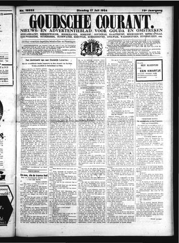 Goudsche Courant 1934-07-17
