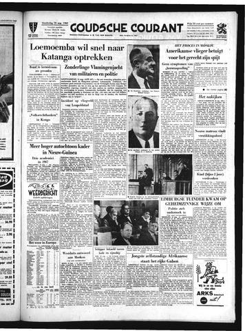 Goudsche Courant 1960-08-18