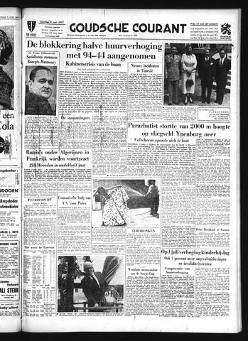 Goudsche Courant 1957-06-08