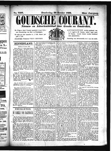 Goudsche Courant 1896-10-29