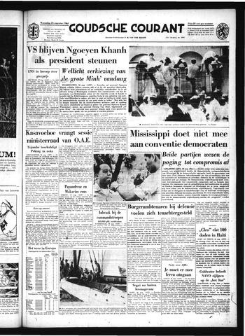 Goudsche Courant 1964-08-26