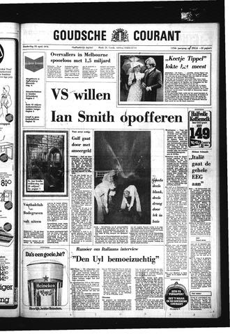 Goudsche Courant 1976-04-22