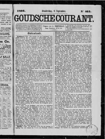 Goudsche Courant 1866-09-06