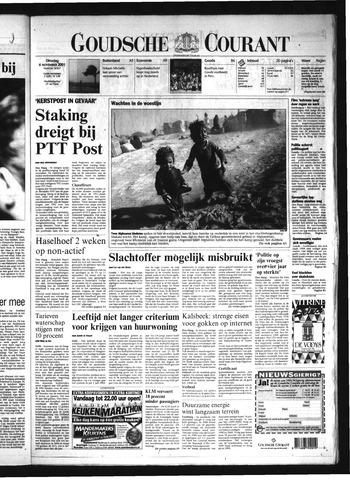 Goudsche Courant 2001-11-06