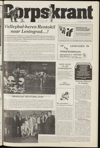 Dorpskrant 1988-11-16