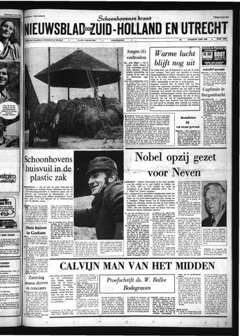 Schoonhovensche Courant 1973-06-15