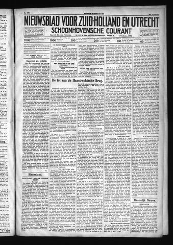 Schoonhovensche Courant 1931-02-16