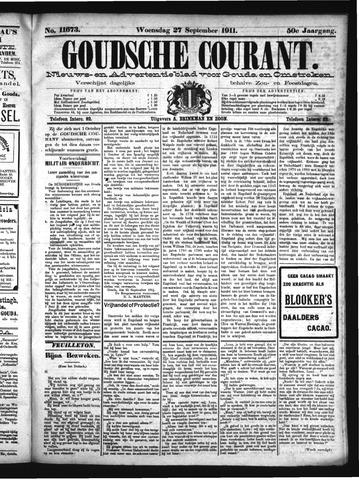 Goudsche Courant 1911-09-27