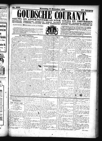 Goudsche Courant 1928-11-14
