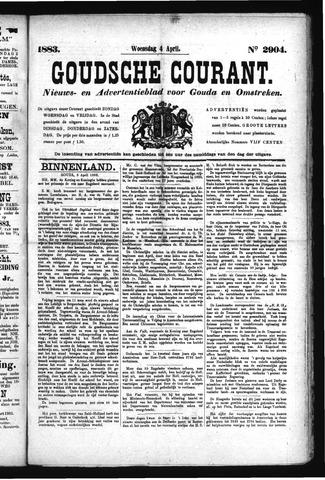 Goudsche Courant 1883-04-04