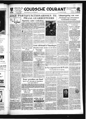 Goudsche Courant 1951-02-09