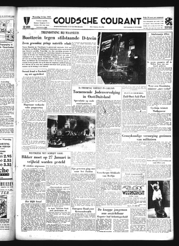 Goudsche Courant 1953-01-14