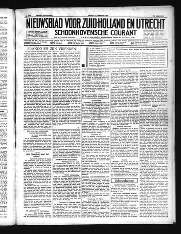 Schoonhovensche Courant 1939-02-17
