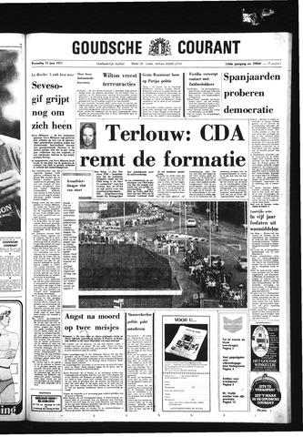 Goudsche Courant 1977-06-15