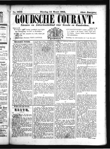 Goudsche Courant 1905-03-14