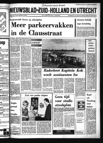 Schoonhovensche Courant 1977-06-29