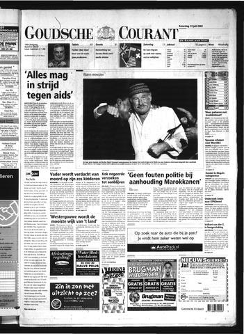 Goudsche Courant 2002-07-13