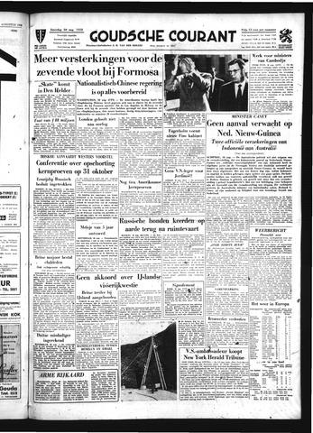 Goudsche Courant 1958-08-30