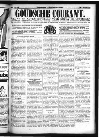 Goudsche Courant 1935-09-12