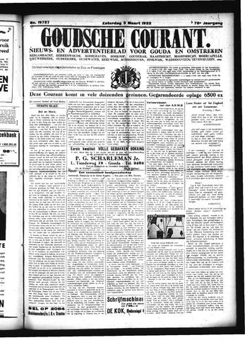 Goudsche Courant 1932-03-05