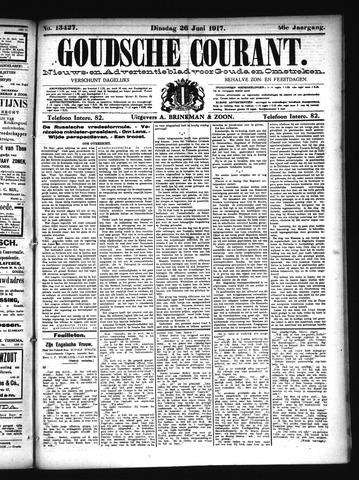 Goudsche Courant 1917-06-26