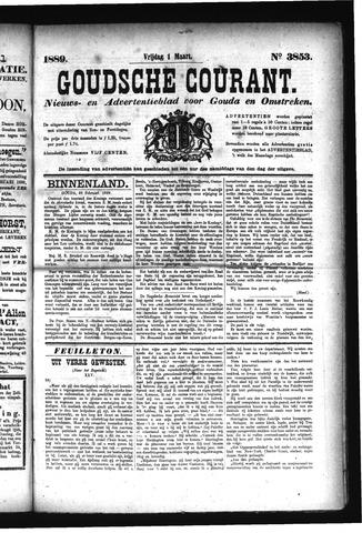 Goudsche Courant 1889-03-01