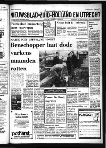 Schoonhovensche Courant 1975-04-16