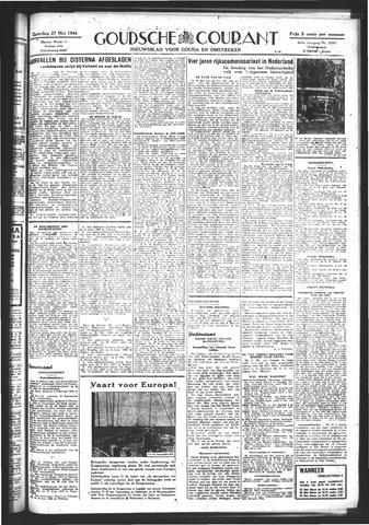 Goudsche Courant 1944-05-27