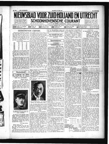 Schoonhovensche Courant 1937-07-19
