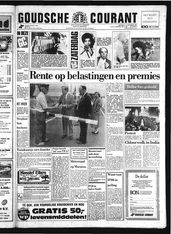 Goudsche Courant 1985-09-14