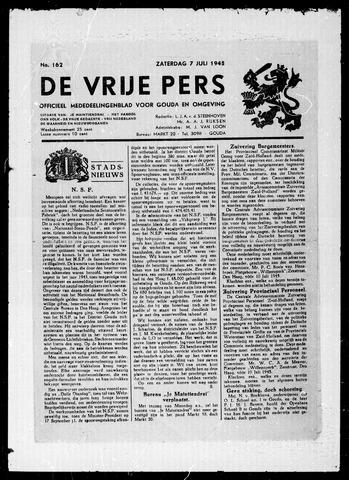 De Vrije Pers 1945-07-07