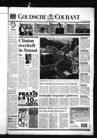 Goudsche Courant 1999-02-13
