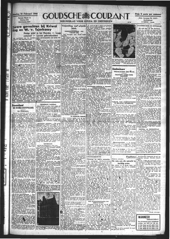 Goudsche Courant 1944-02-15