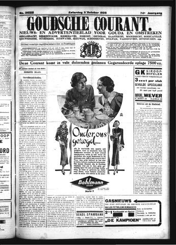 Goudsche Courant 1935-10-05