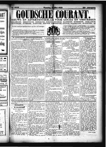 Goudsche Courant 1926-05-25