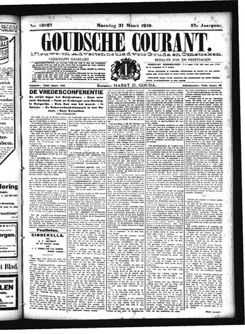 Goudsche Courant 1919-03-31