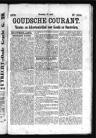Goudsche Courant 1876-04-12