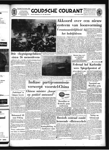 Goudsche Courant 1962-11-24