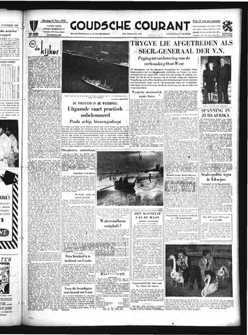 Goudsche Courant 1952-11-11