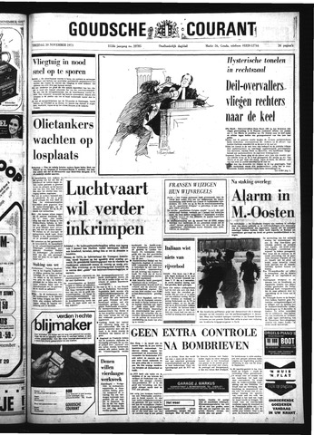 Goudsche Courant 1973-11-30