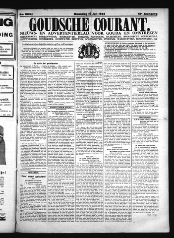 Goudsche Courant 1933-07-10