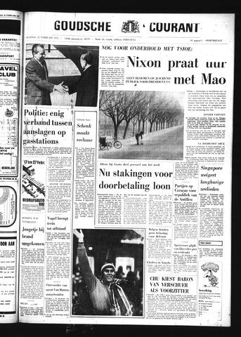 Goudsche Courant 1972-02-21