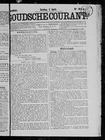 Goudsche Courant 1865-04-02