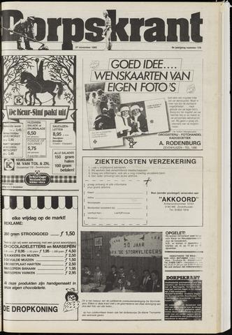 Dorpskrant 1985-11-27