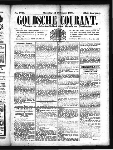 Goudsche Courant 1898-12-12