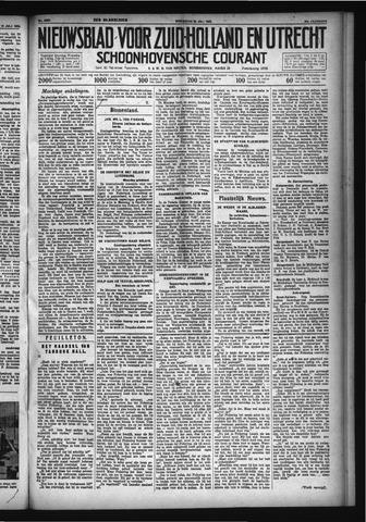 Schoonhovensche Courant 1932-07-20