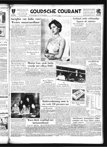 Goudsche Courant 1956-08-21