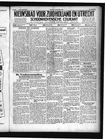 Schoonhovensche Courant 1935-12-16