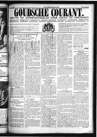 Goudsche Courant 1938-02-24