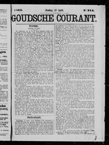 Goudsche Courant 1864-04-17